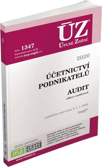 ÚZ 1347 ÚČETNICTVÍ PODNIKATELŮ 2020 K 1/1/20