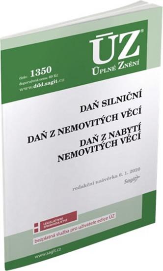 ÚZ 1350 DAŇ SILNIČNÍ, Z NEMOVITÝCH VĚCÍ K 6/1/20
