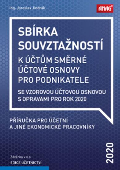 SBÍRKA SOUVZTAŽNOSTÍ 2020