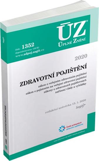 ÚZ 1352 ZDRAVOTNÍ POJIŠTĚNÍ 2020 K 13/1/20