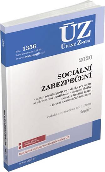 ÚZ 1356 SOCIÁLNÍ ZABEZPEČENÍ 2020 K 20/1/20