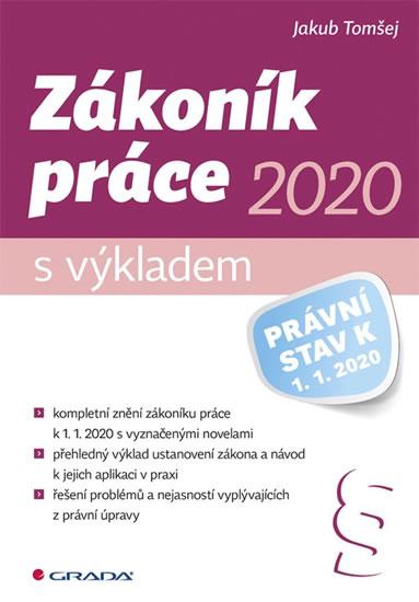 ZÁKONÍK PRÁCE 2020 S VÝKLADEM