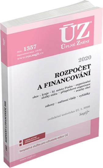 ÚZ 1357 ROZPOČET A FINANCOVÁNÍ 2020 K 27/1/20