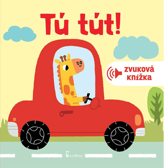 TÚ TÚT! - ZVUKOVÁ KNÍŽKA