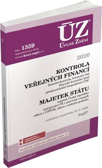 ÚZ 1359 KONTROLA VEŘEJNÝCH FINANCÍ 2020 K 10/2/20