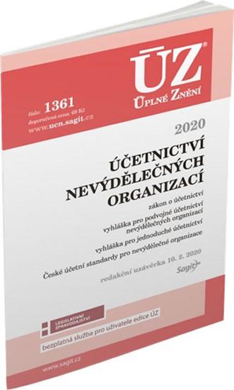 ÚZ 1361 ÚČETNICTVÍ NEVÝDĚLEČNÝCH ORG. 2020 K 10/2/20
