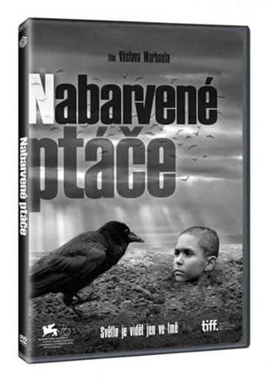 DVD NABARVENÉ PTÁČE