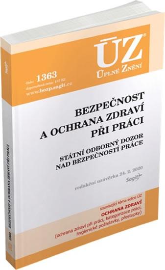 ÚZ 1363 BEZPEČNOST A OCHRANA ZDRAVÍ K 24/2/20