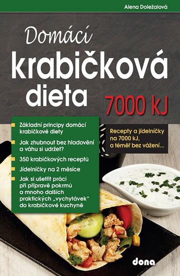DOMÁCÍ KRABIČKOVÁ DIETA 7000KJ