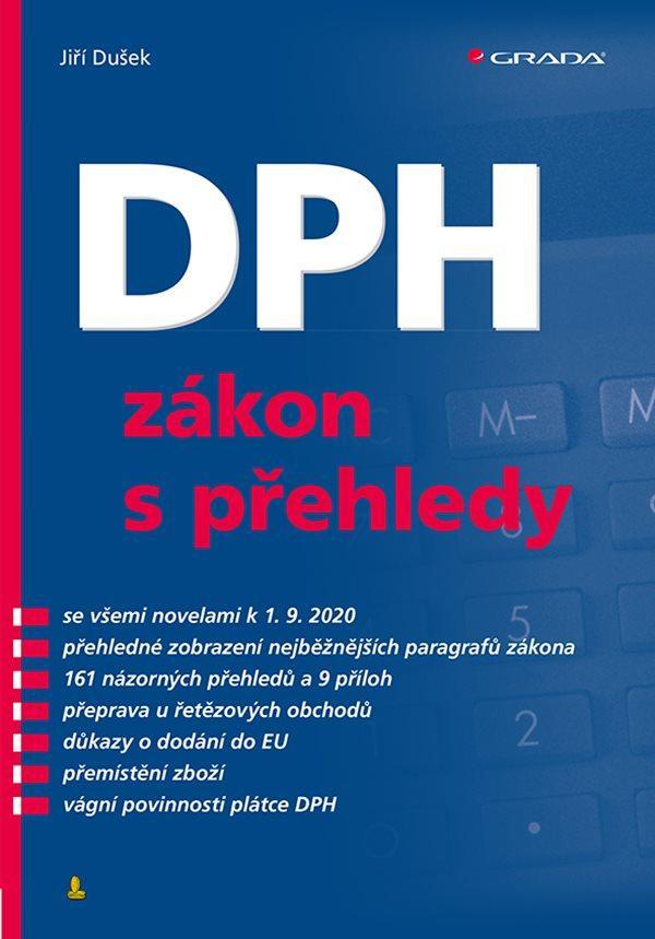 DPH 2020 - ZÁKON S PŘEHLEDY