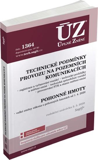 ÚZ 1364 TECHNICKÉ PODMÍNKY PROVOZU K 1/2/20