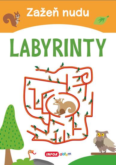 ZAŽEŇ NUDU - LABYRINTY