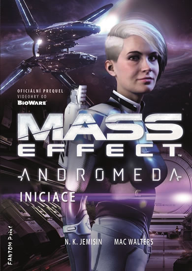 MASS EFFECT ANDROMEDA INICIACE