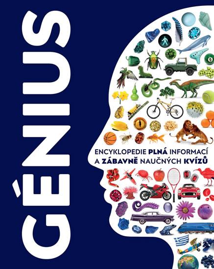Génius - Encyklopedie plná informací a zábavně naučných kvízů