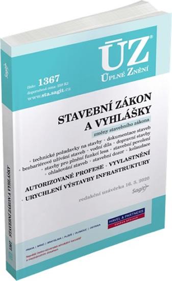 ÚZ 1367 STAVEBNÍ ZÁKON K 16/3/20