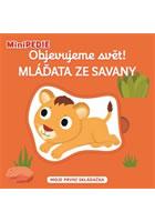 MiniPEDIE - Objevujeme svět! Mláďata ze savany