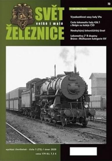 SVĚT ŽELEZNICE 2020/1 (73)