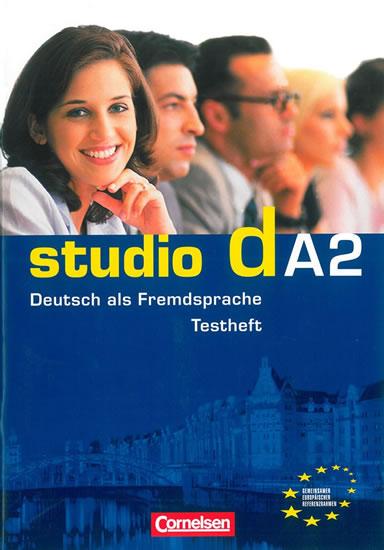 STUDIO DA2 DEUTSCH ALS FREMDSPRACHE TESTHEFT