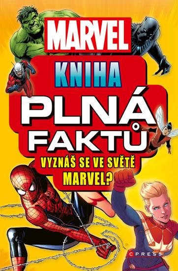 Marvel - Kniha plná faktů