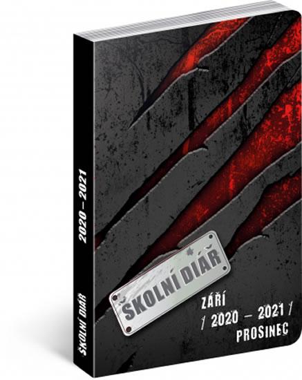 DIÁŘ ŠKOLNÍ DIÁŘ 2020-2021 LÁVA