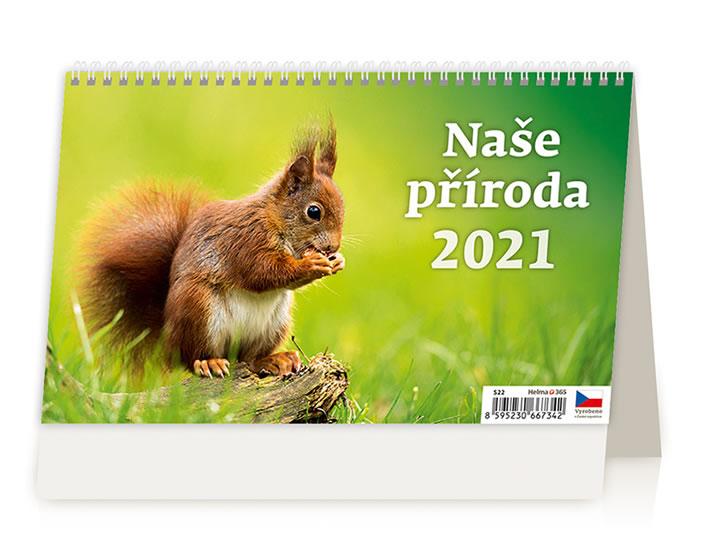 2021 NAŠE PŘÍRODA STOLNÍ