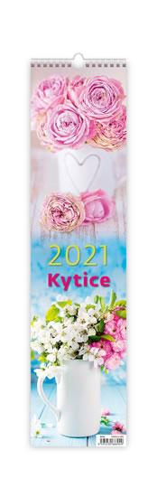 2021 KYTICE NÁSTĚNNÝ ÚZKÝ