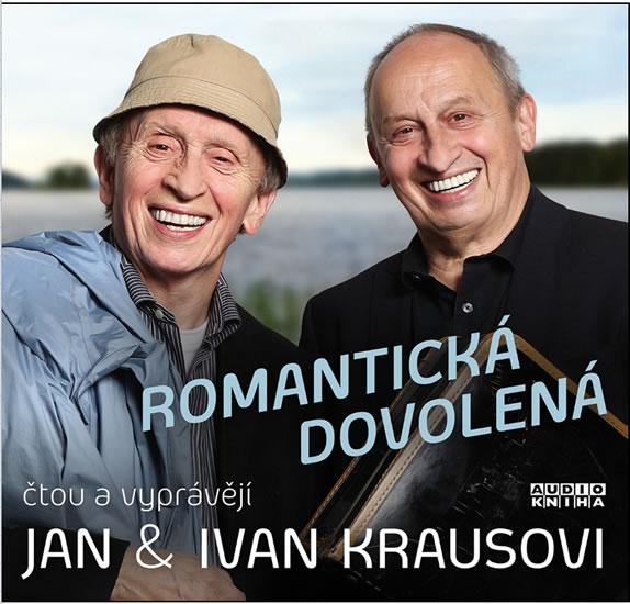 CD ROMANTICKÁ DOVOLENÁ KRAUSOVI