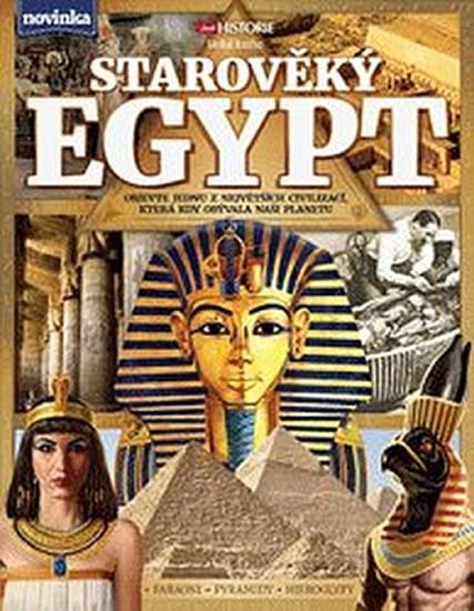 STAROVĚKÝ EGYPT VELKÁ KNIHA