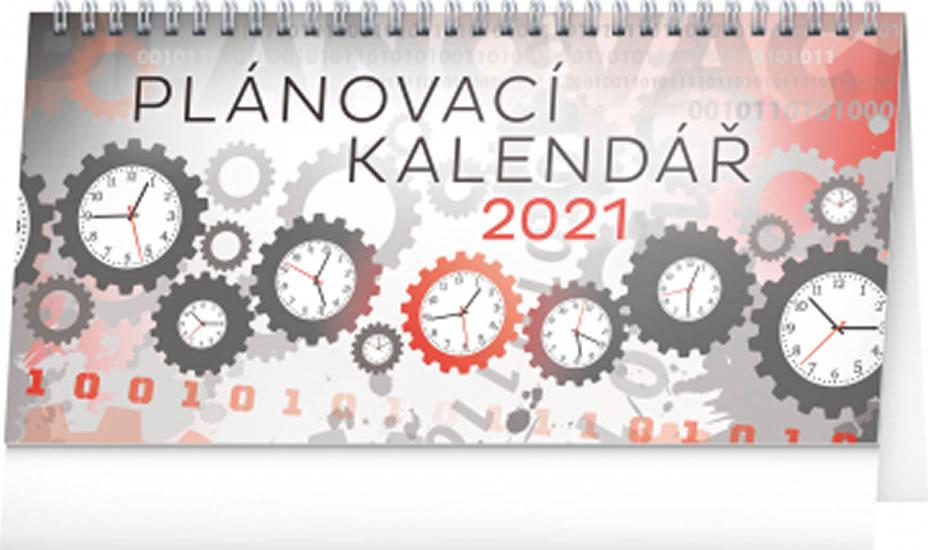 KALENDÁŘ PLÁNOVACÍ 2021
