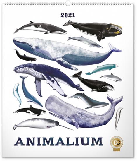 KALENDÁŘ ANIMALIUM 2021