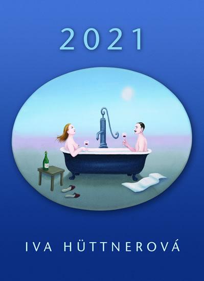 KALENDÁŘ IVA HUTTNEROVÁ 2021
