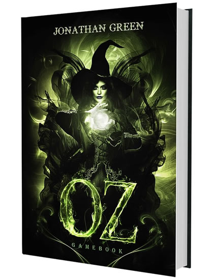 OZ (GAMEBOOK)
