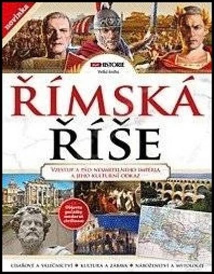 ŘÍMSKÁ ŘÍŠE VELKÁ KNIHA