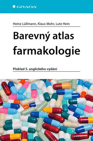 BAREVNÝ ATLAS FARMAKOLOGIE - P