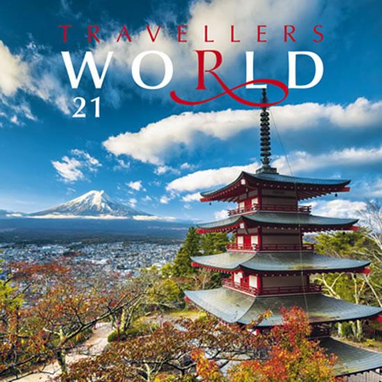 KALENDÁŘ 2021 TRAVELLERS WORLD