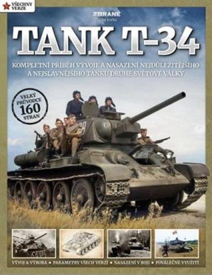 TANK T-34 VELKÁ KNIHA