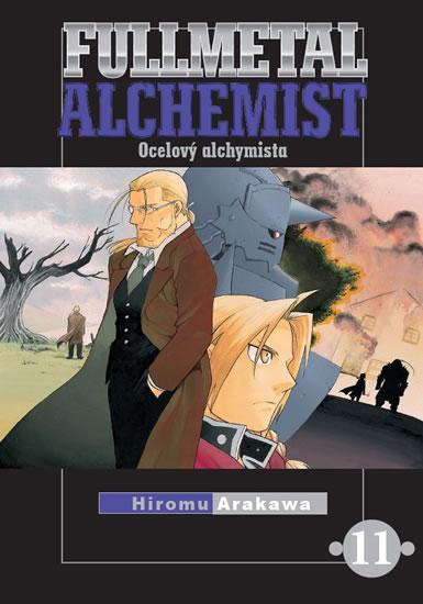 FULLMETAL ALCHEMIST - OCELOVÝ ALCHYM. 11