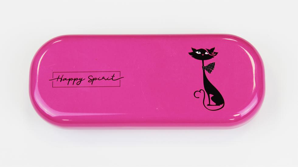 Pouzdro na brýle Kočka - Happy Spirit Design