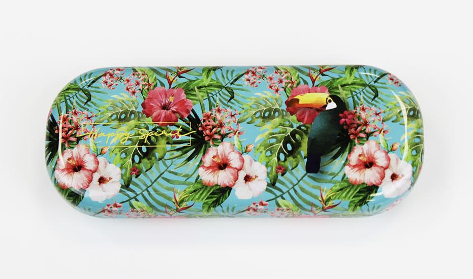 Pouzdro na brýle Tropical - Happy Spirit Design