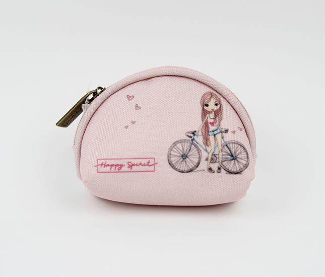 Kosmetická taštička S Dívka - Happy Spirit Design