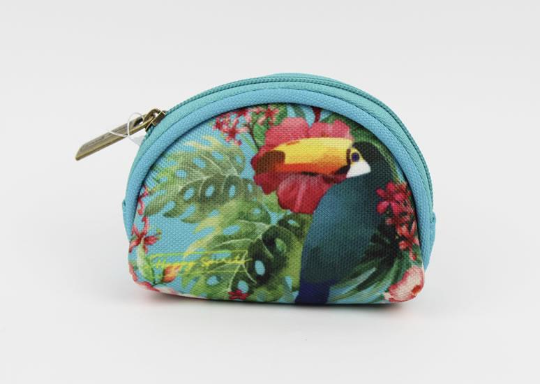Kosmetická taštička S Tropical - Happy Spirit Design
