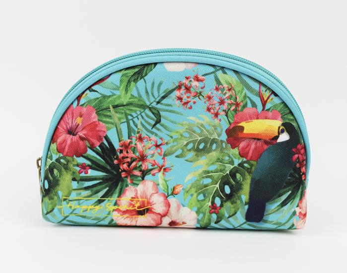 Kosmetická taštička M: Tropical
