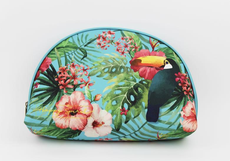 Kosmetická taštička L Tropical - Happy Spirit Design