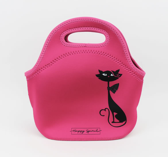 Svačinová taška Kočka - Happy Spirit Design