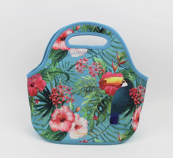 Svačinová taška Tropical - Happy Spirit Design