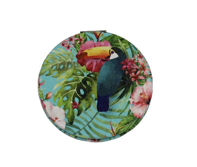 Zrcátko kompaktní Tropical - Happy Spirit Design