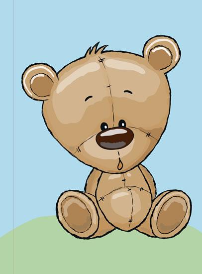 Bloček Medvídek - Bloky a bločky