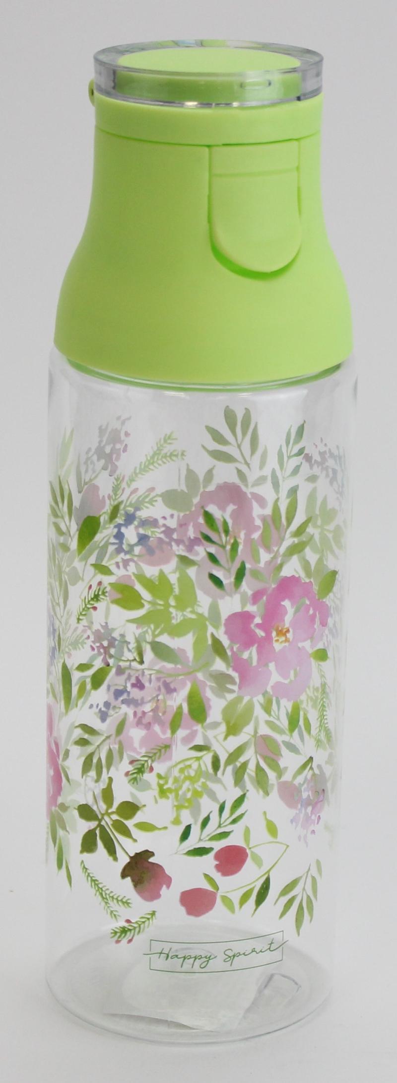 Tritanová lahev 700 ml Květiny