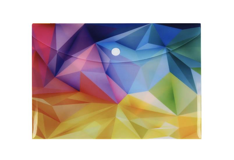 Pouzdro na dokumenty A5: Polygon