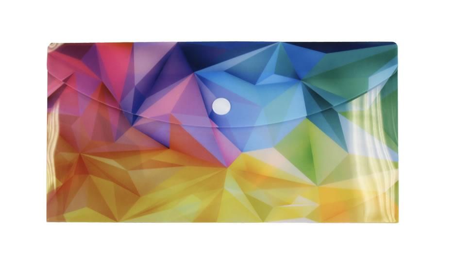 Pouzdro na dokumenty DL: Polygon